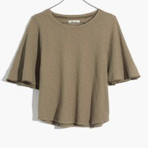 Madewell Top - Size Medium NWT